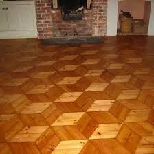 patterned hardwood floors throughout floor home design