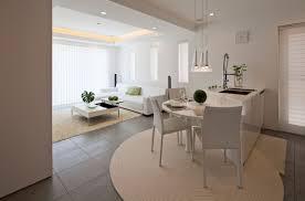 Modern Dining Table Designs 2013 Modern Zen Design House By Rck Design