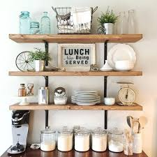 open shelves in kitchen ideas ideas for kitchen shelves kitchen shelf open shelving in the