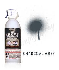 Fabric Paint For Upholstery Charcoal Grey Upholstery Paint Simply Spray