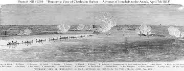 First Battle of Charleston Harbor