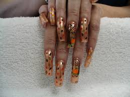 nail for thanksgiving thanksgiving day nails nail archive style nails magazine
