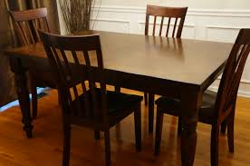kitchen table winning on in conjuntion with butcher block set 4