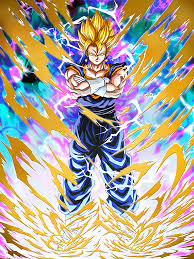 limitless fusion super vegito dragon ball dokkan battle wikia