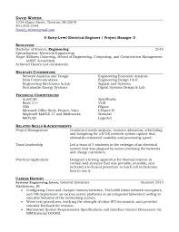 Electrical Engineering Resume Sample Pdf Sample Electrical Engineer Resume Electrical Engineer Vitae Cell