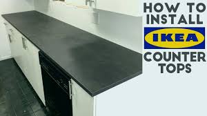 cout installation cuisine ikea cout cuisine ikea unique how to install laminate ikea countertops