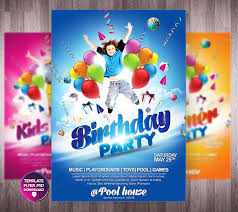 27 best free party flyer templates psd download