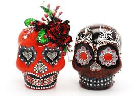 sugar skull cake topper skull wedding cake toppers day of the dead skull lover dia de los