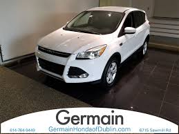 Ford Escape Custom - used 2008 ford escape xlt 4d sport utility dublin a2715a