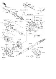 kawasaki prairie 300 parts diagram kawasaki parts diagram