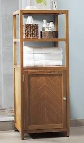 Teak Bathroom Storage A Sleek Addition To The Bath Our Kiln Dried Rectangular Teak