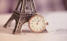 Eiffel Tower Accessories Watch Clock Eiffel Tower Statue Wallpaper 1920x1200 46395