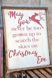 christmas diy signs u2013 fun for christmas