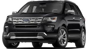ford explorer vs chevy tahoe 2018 chevrolet tahoe vs 2018 ford explorer and 2018 ford