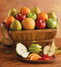 fruit gift organic fruit gift basket organic fruit basket harry david