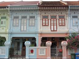 British Colonial Home Decor by Peranakan Shophouses In Singapore Paranakan Pinterest
