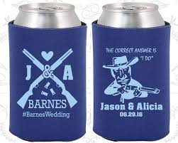 wedding personalized koozies 600 best wedding koozies 2 2016 images on wedding