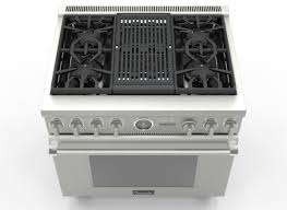 Thermadore Cooktops Try The Thermador Range For Indoor Hybrid Pro Style Range Grilling