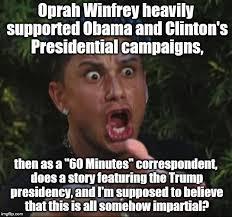 Oprah Winfrey Meme - it was like a bad joke only it wasn t it was real imgflip