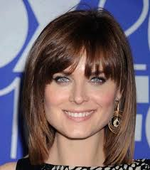 womens hair cuts for square chins hairstyles that flatter your face actresses bang hairstyles and