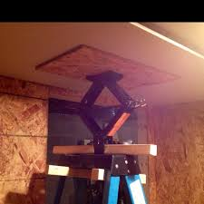 How To Sheetrock A Ceiling by Best 25 Drywall Lift Ideas On Pinterest Drywall Jack Workshop