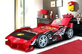 chambre enfant formule 1 chambre voiture enfant lit voiture formule 1 90x190cm mdf