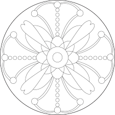 mandala coloring pages free printable pictures coloring pages