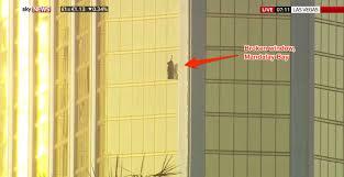 photos smashed mandalay bay windows where gunman opened fire
