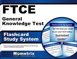 ftce general knowledge test flashcard study system ftce test