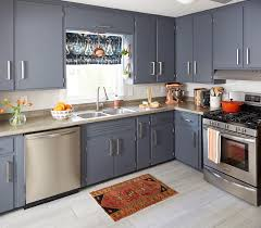 blue kitchen cabinets grey walls 6 proven tips for choosing the gray kitchen cabinet