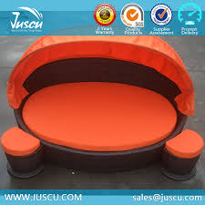 Replacement Cushion Covers For Outdoor Furniture by Juscu Rattan Daybed With Canopy Replacement Cushion Covers Outdoor