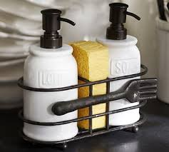 Kitchen Sink Soap And Sponge Holder by 113 Best Pb Love Images On Pinterest Pottery Barn For The Home