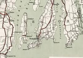 Map Of Newport Ri File 1917 Map Newport Rhode Island Byhammond Bpl 10795 Detail Png