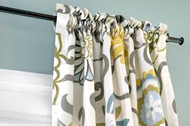 How Much Fabric To Make A Shower Curtain How To Make Rod Pocket Curtains Ofs Maker U0027s Mill