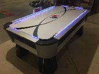 sportcraft turbo hockey table sportcraft turbo air hockey table 400 oak grove sports goods