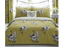 Dunelm Mill Duvets Mustard And Grey Duvet Sets Mustard Coloured Duvet Covers Yellow