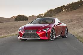 lexus lc release 2018 lexus lc 500 and first look release date price performance