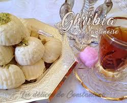 cuisine de constantine recette land recette de ghribia constantinoise fondante sur