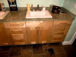 Using Kitchen Cabinets For Bathroom Vanity Miraculous Ikea Kitchen Bath Remodel With Cabinets Of