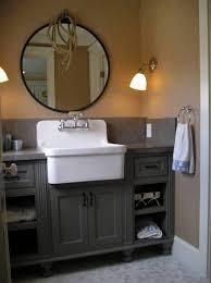 bathroom bathroom sink light fixtures farmhouse bathroom