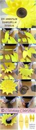 25 unique paper sunflowers ideas on pinterest tissue paper