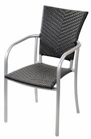 White Aluminum Patio Furniture by Aluminum Patio Chairs Foter