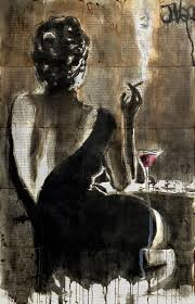 cocktail drawing saatchi art cocktail drawing by loui jover