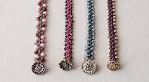 bead weave bracelet images Turkish flat weave bracelet by alix bluh creativebug jpg