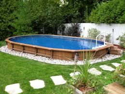 best 25 oval pool ideas on pinterest oval above ground pools