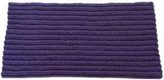 Easy Crochet Oval Rug Pattern Bathroom Rug Crochet Patterns Allfreecrochet Com