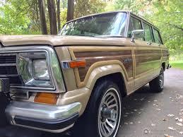 jeep wagoneer 1989 1989 jeep grand wagoneer grand wagoneer by classic gentleman