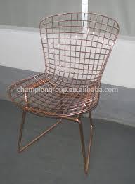 harry bertoia wire chair replica bertoia side chairs factory