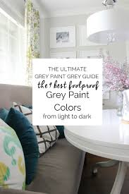 three shades of grey u2014 chic little house