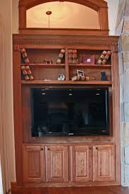 Entertainment Center With Bookshelves Affordable Custom Cabinets Showroom